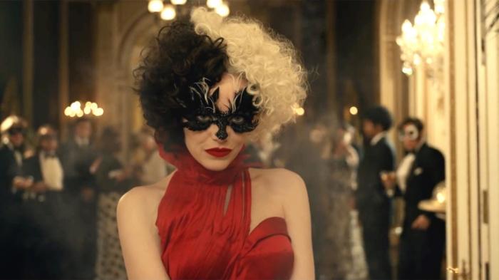 Cruella (screen grab)Emma Stone CR: Disney