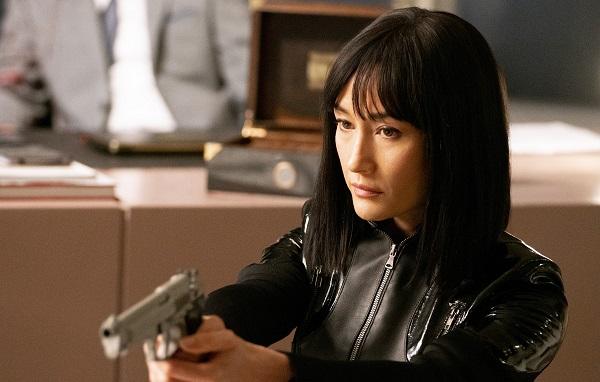Maggie Q as Anna in The Protégé. Photo Credit: Jichici Raul